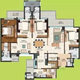 3007 sqft, 4 bhk Apartment in Janta Falcon View Sector 66, Mohali at Rs. 45000