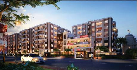 970 sqft, 2 bhk Apartment in Subhasri Towers Sundarpada, Bhubaneswar at Rs. 29.1001 Lacs
