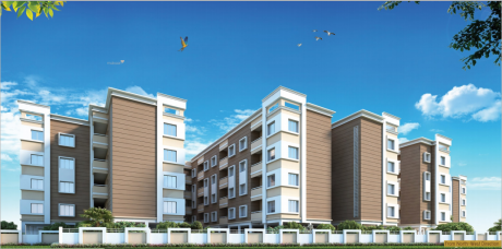 1131 sqft, 2 bhk Apartment in Builder Project Patia, Bhubaneswar at Rs. 44.3470 Lacs