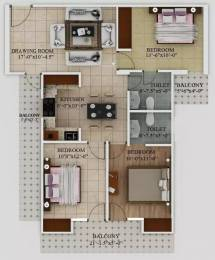 1350 sqft, 3 bhk Apartment in Javin Raj Empire Raj Nagar Extension, Ghaziabad at Rs. 11000