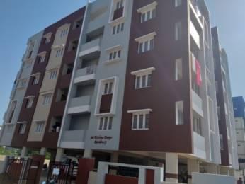 1460 sqft, 3 bhk Apartment in Builder Sri Krishna Durga residence Bakkanapalem Road, Visakhapatnam at Rs. 50.0000 Lacs