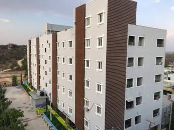 1000 sqft, 2 bhk Apartment in Builder VRR Gayathri Appartments Dammaiguda Hyderabad Dammaiguda, Hyderabad at Rs. 36.5000 Lacs