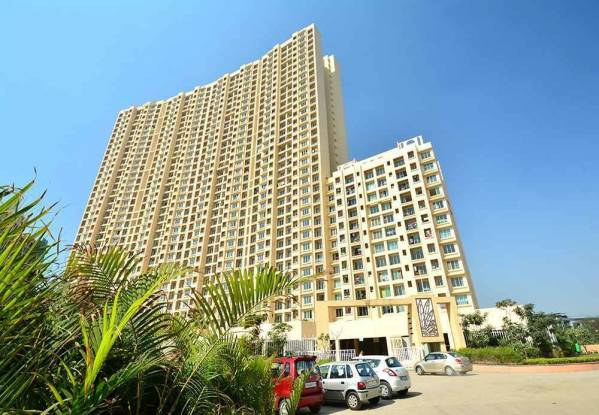 1230 sqft, 2 bhk Apartment in Builder Rustomjee Urbania Azziano D Wing Majiwada Thane West Majiwada, Mumbai at Rs. 1.0700 Cr