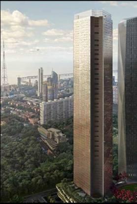 2520 sqft, 4 bhk Apartment in Builder Lodha The Park Worli Mumbai Worli, Mumbai at Rs. 9.7000 Cr