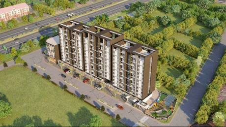 945 sqft, 2 bhk Apartment in Sai Parktown Ravet, Pune at Rs. 43.0000 Lacs