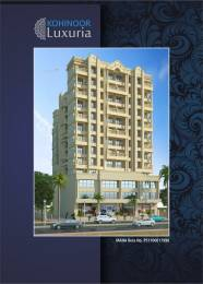 573 sqft, 1 bhk Apartment in Kohinoor Luxuria Kalyan East, Mumbai at Rs. 43.0000 Lacs