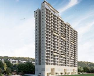 730 sqft, 2 bhk Apartment in Ashray Jaswanti Woods Mulund West, Mumbai at Rs. 1.3700 Cr