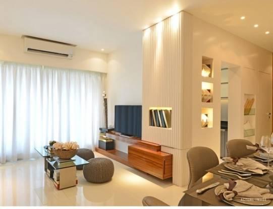 927 sqft, 2 bhk Apartment in Rustomjee Urbania Thane West, Mumbai at Rs. 1.1700 Cr