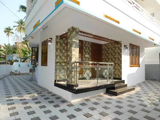 1701 sqft, 3 bhk IndependentHouse in Builder Project ThirumalaThrikkannapuram Road, Trivandrum at Rs. 76.0000 Lacs