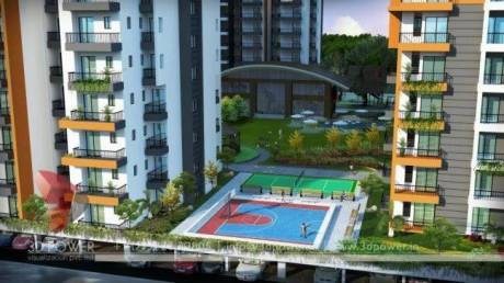 1800 sqft, 3 bhk Apartment in Builder Apartment in gated community Valasaravakkam, Chennai at Rs. 30000