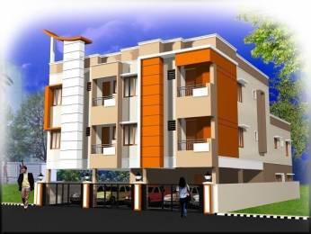 1200 sqft, 2 bhk Apartment in Builder Project Valasaravakkam, Chennai at Rs. 14000