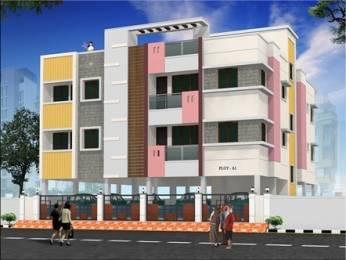 1200 sqft, 2 bhk Apartment in Builder Project Alwarthiru Nagar, Chennai at Rs. 17000