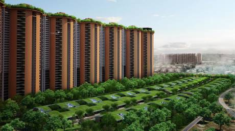 5000 sqft, 5 bhk Apartment in Total Environment Windmills of Your Mind Whitefield Hope Farm Junction, Bangalore at Rs. 5.5000 Cr