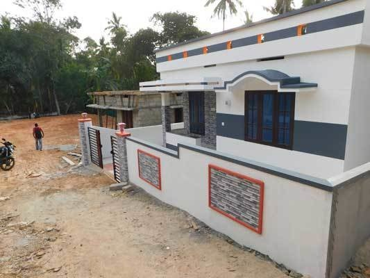 752 sqft, 2 bhk IndependentHouse in Builder Project Peroorkada, Trivandrum at Rs. 34.0000 Lacs