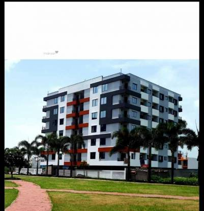 1013 sqft, 2 bhk Apartment in Saakaar Orion Heights Jakhya, Indore at Rs. 27.3000 Lacs