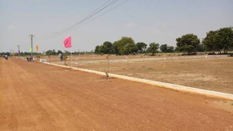 2400 sqft, Plot in Builder padmavathi green city orchid 3 chintareddy palem, Nellore at Rs. 21.5000 Lacs