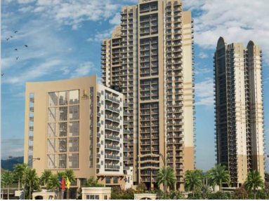 1262 sqft, 2 bhk Apartment in AIPL Zen Residences Sector 70A, Gurgaon at Rs. 82.0000 Lacs