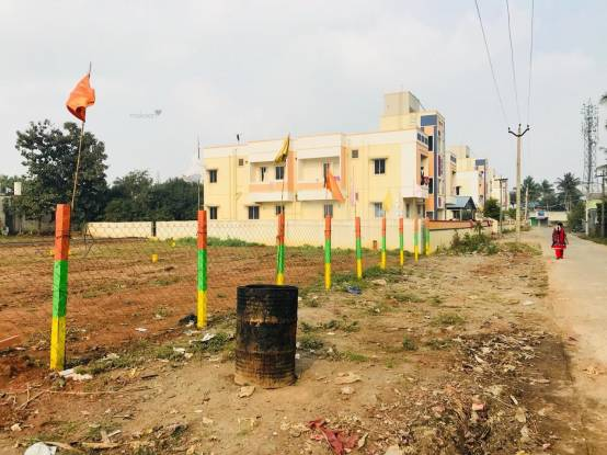 1200 sqft, Plot in Builder Hayath nagar Padappai, Chennai at Rs. 26.4000 Lacs