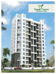 1010 sqft, 2 bhk Apartment in S D Mokate Construction Mokate Towers Kothrud, Pune at Rs. 92.0000 Lacs