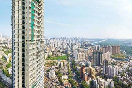 854 sqft, 2 bhk Apartment in Sheth Irene Wing A Phase 1 Malad West, Mumbai at Rs. 1.7000 Cr