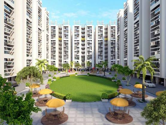 1450 sqft, 4 bhk Apartment in Builder PGH International Peoples High Rise bhanpurBhopal Peoples Campus, Bhopal at Rs. 40.0000 Lacs