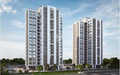 650 sqft, 1 bhk Apartment in Raunak Unnathi Woods Phase 1 and 2 Ghodbunder Road, Mumbai at Rs. 14000