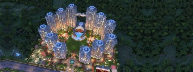 1245 sqft, 2 bhk Apartment in Samridhi Luxuriya Avenue Sector 150, Noida at Rs. 58.5100 Lacs