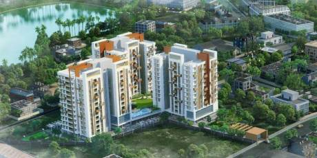 1184 sqft, 3 bhk Apartment in Merlin And Ganges Elements Tollygunge, Kolkata at Rs. 1.0100 Cr