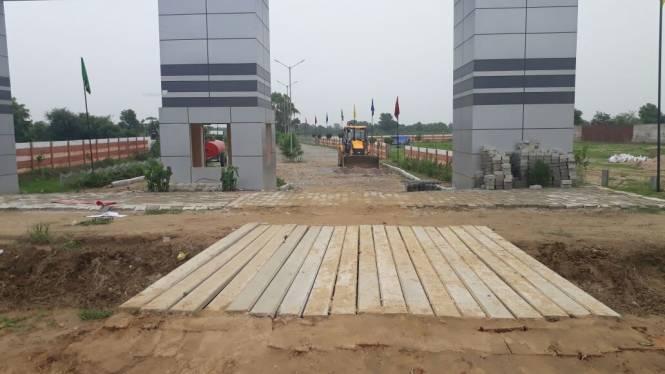 1000 sqft, Plot in Builder zair spark vailley Gohniya, Allahabad at Rs. 2.5000 Lacs