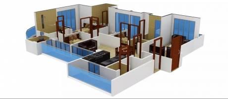 4545 sqft, 4 bhk Apartment in Laureate Parx Laureate Sector 108, Noida at Rs. 2.7500 Cr