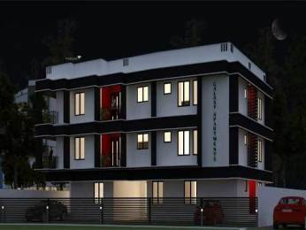 802 sqft, 2 bhk Apartment in Builder Project Poojapura, Trivandrum at Rs. 45.0000 Lacs