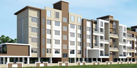 691 sqft, 1 bhk Apartment in Choice Goodwill Palette Ravet, Pune at Rs. 10500