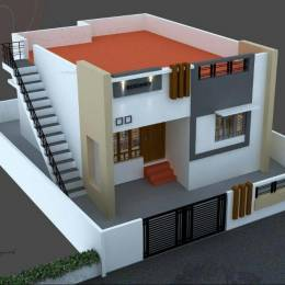 901 sqft, 2 bhk IndependentHouse in Builder Project Padur, Chennai at Rs. 27.3000 Lacs