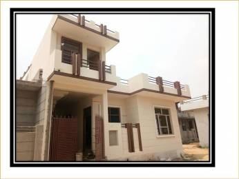 650 sqft, 2 bhk IndependentHouse in Builder Ready to move row house Deva Road, Lucknow at Rs. 24.0000 Lacs