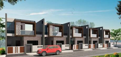 1285 sqft, 2 bhk IndependentHouse in Builder Beautiful luxurious row house Indira Nagar, Lucknow at Rs. 43.0000 Lacs