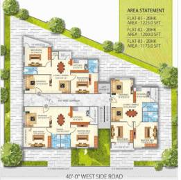1200 sqft, 2 bhk Apartment in Builder Project Miyapur, Hyderabad at Rs. 62.0000 Lacs