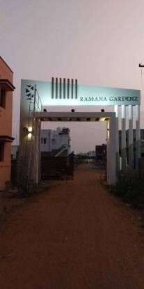 1337 sqft, 3 bhk IndependentHouse in Builder ramana gardenz Marani mainroad, Madurai at Rs. 65.5130 Lacs