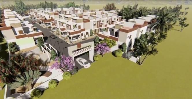 1330 sqft, 3 bhk IndependentHouse in Builder ramana gardenz Marani mainroad, Madurai at Rs. 65.1700 Lacs