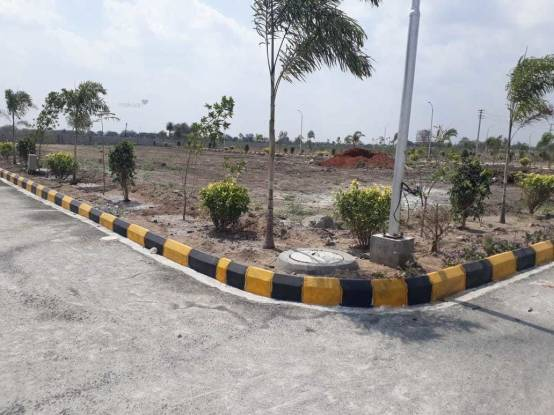 2700 sqft, Plot in Builder Gachibowli Paradise County Patancheru, Hyderabad at Rs. 12.0000 Lacs