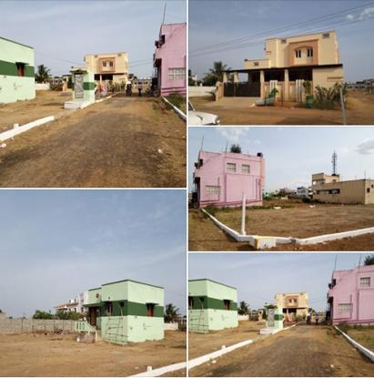 1250 sqft, Plot in Builder teachers modern town Red Hills, Chennai at Rs. 22.4875 Lacs