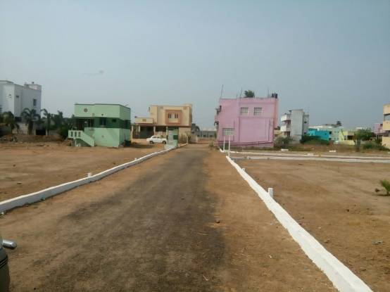 1109 sqft, Plot in Builder Teachers Modern Town Redhills Red Hills, Chennai at Rs. 19.6991 Lacs