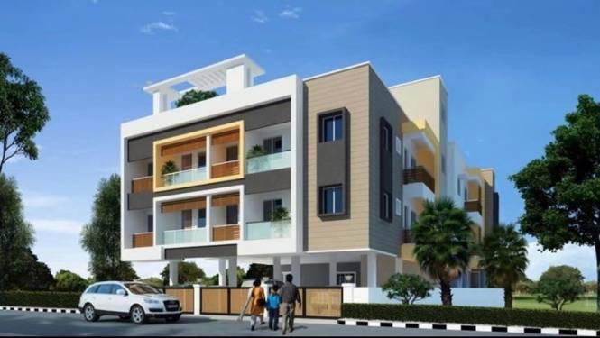 950 sqft, 2 bhk Apartment in Builder Happy homes ambattur Ambattur, Chennai at Rs. 47.4905 Lacs