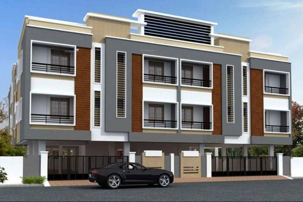 855 sqft, 2 bhk Apartment in Builder Project Ambattur, Chennai at Rs. 38.0000 Lacs