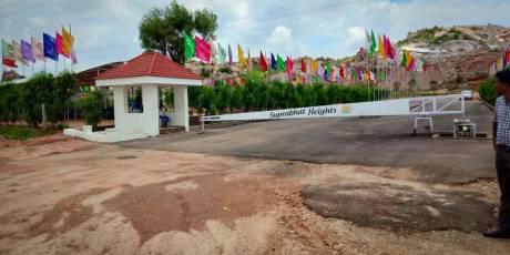 2700 sqft, Plot in Builder DHRUVA SAI INFRASTRUCTURE SUPRABHAT HEIGHTS Bhuvanagiri, Hyderabad at Rs. 36.0000 Lacs