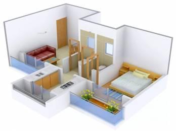 738 sqft, 1 bhk Apartment in Gami Amar Harmony Taloja, Mumbai at Rs. 45.0000 Lacs