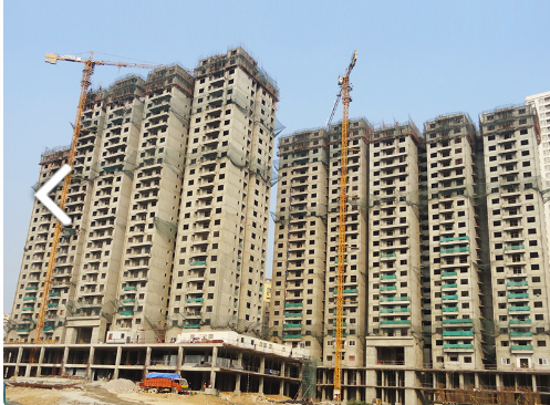 1441 sqft, 2 bhk Apartment in Incor One City Kukatpally, Hyderabad at Rs. 90.0000 Lacs