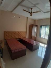 400 sqft, 1 bhk Apartment in BCM Planet Mahalakshmi Nagar, Indore at Rs. 12000