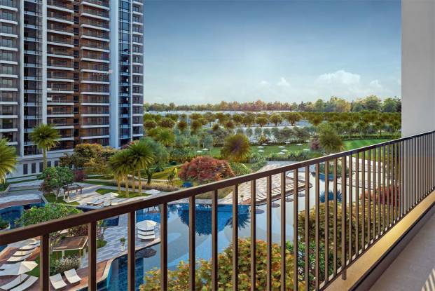 1381 sqft, 2 bhk Apartment in Sobha City Sector 108, Gurgaon at Rs. 1.4800 Cr
