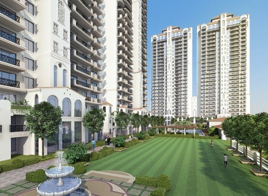 2000 sqft, 3 bhk Apartment in Emaar Palm Heights Sector 77, Gurgaon at Rs. 1.1500 Cr