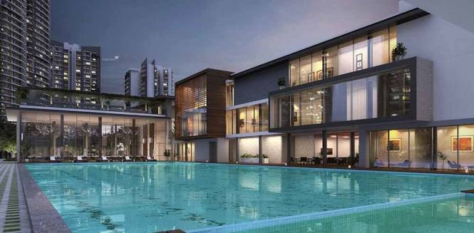 1632 sqft, 3 bhk Apartment in Godrej Meridien Sector 106, Gurgaon at Rs. 1.8100 Cr